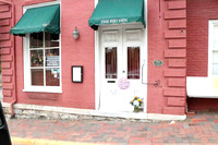 The now famous Red Hen Restaurant